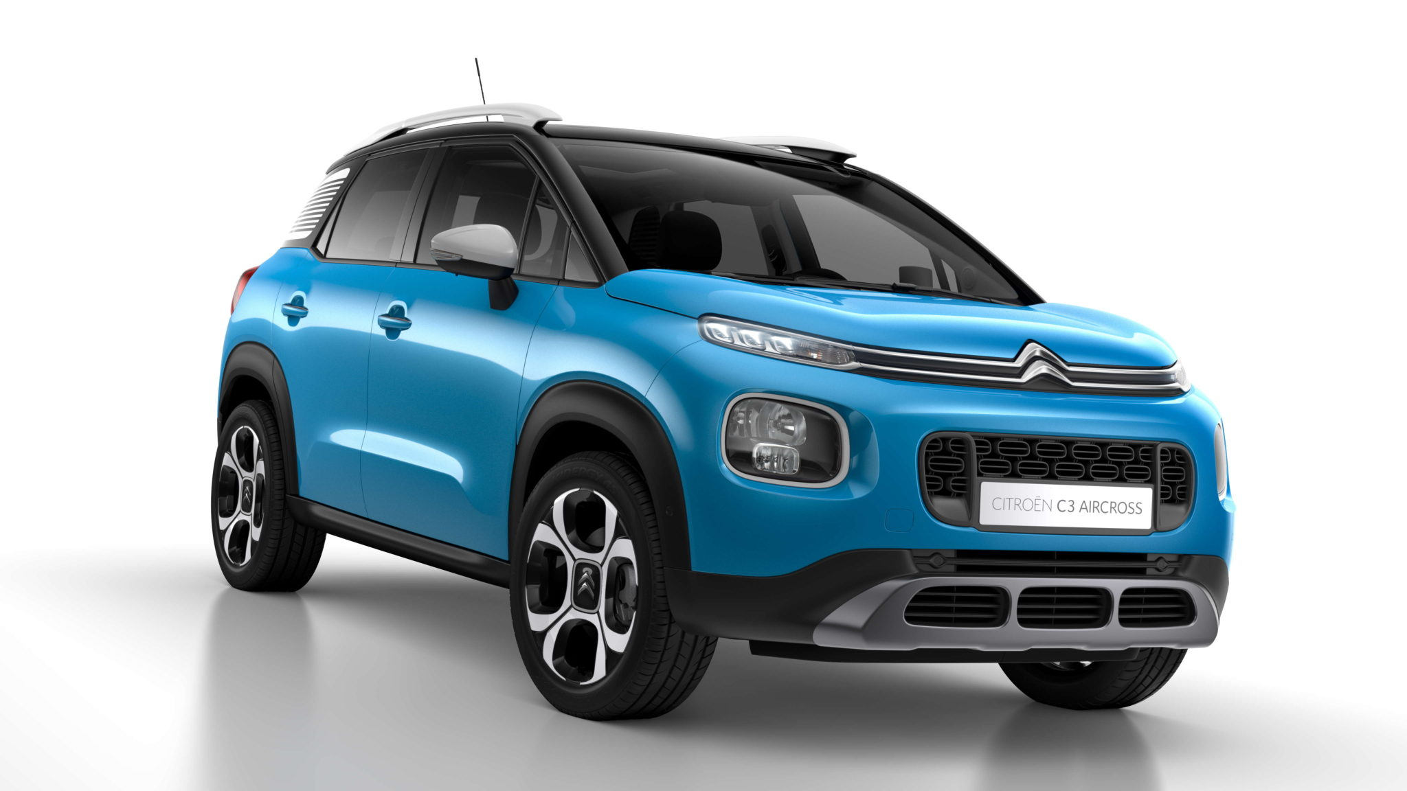 Citroen C3 Aircross o similar